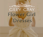 Bespoke wedding and flowergirl dresses