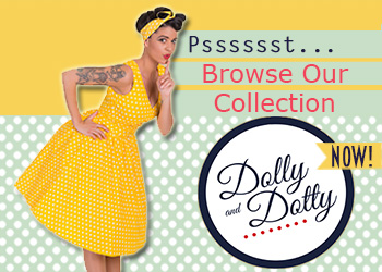 Vintage & Rockabilly Dresses UK