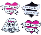 Rock n Roll Bride x Veronica Dearly