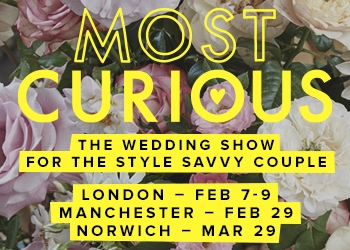 Most Curious: The Wedding Show for the Style Savvy Couple