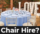 Hire Chairs From Yahire