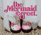 The Mermaid Effect | Hand painted bespoke jackets