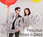 Scene Setter | Event, Party & Wedding Props & Decor